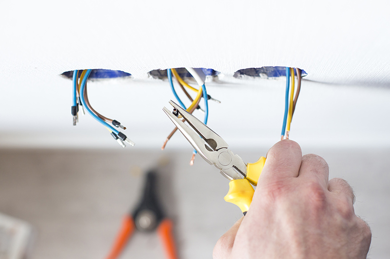Domestic Electrician Courses in Macclesfield Cheshire