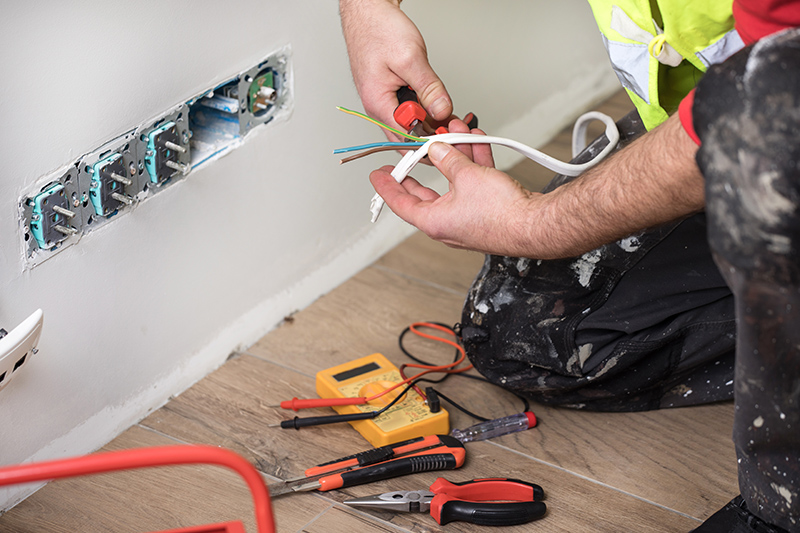 Emergency Electrician in Macclesfield Cheshire