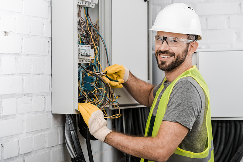 Local Electricians Near Me in Macclesfield Cheshire